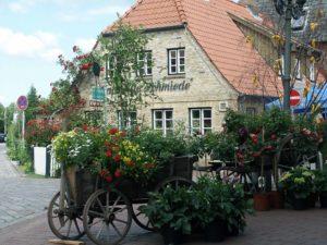 Café Alte Schmiede in Kappeln