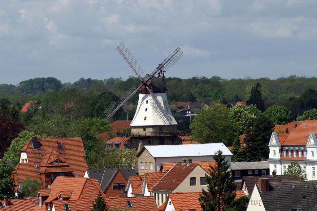 Mühle Amanda in Kappeln