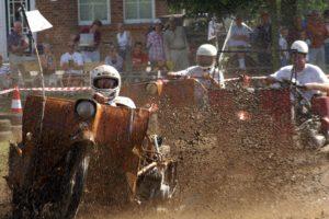 Simson Duo-Rennen in Emsen