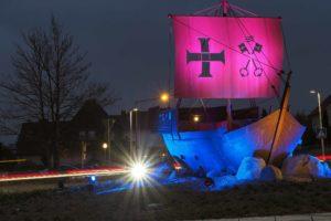 Die Hansekogge - Ein Wahrzeichen von Buxtehude