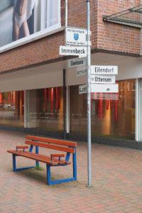 Buxtehude | Mitfahrbank