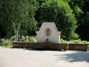 Dorfbrunnen in Jesteburg
