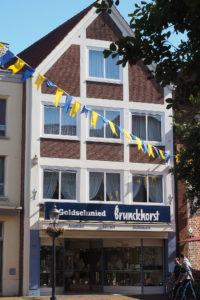 Lange Tradition. Goldschmiede Brunkhorst, Lange Straße