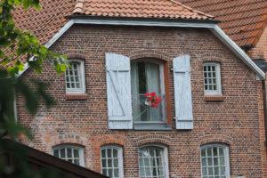 Altes Haus an der Viverstraße